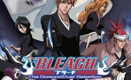 فلم بليتش 2 اون لاين   Bleach Movie 2: The DiamondDust Rebellion مترجم