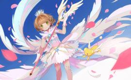الحلقة 1 – Cardcaptor Sakura: Clear Card-hen