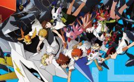 فيلم Digimon Adventure tri. 6: Bokura no Mirai | الجزء الاول