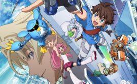 الحلقة 0 من انمى Gundam Build Divers مترجمة