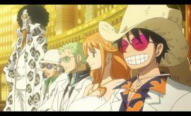 فلم ون بيس جولد مترجم | One Piece Film: Gold اون لاين
