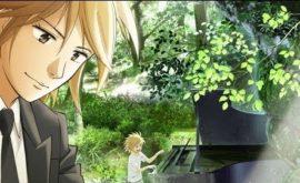 الحلقة 1 من انمى Piano no Mori مترجمة