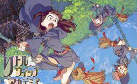 الحلقة 20 من انمي Little Witch Academia مترجم