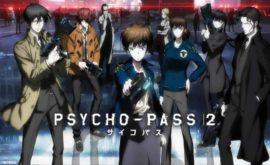 الحلقة 1 من انمي Psycho Pass 2 مترجم