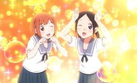 الحلقة 1 من انمي Chio-chan no Tsuugakuro مترجم