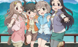 الحلقة 1 من انمى Yama no Susume: Third Season مترجم