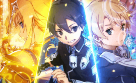 انمى Sword Art Online: Alicization الحلقة 1 مترجم   فن السيف الجزء 3