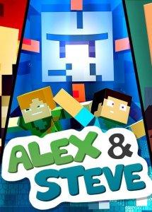 The Minecraft Life of Alex & Steve