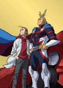 Boku no Hero Academia: All Might - Rising The Animation