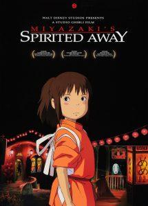 فيلمSen to Chihiro no Kamikakushi ( Spirited Away )