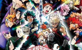 فيلم Boku no Hero Academia the Movie 2 Heroes:Rising مترجم