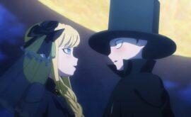 Shinigami Bocchan to Kuro Maid الحلقة 1