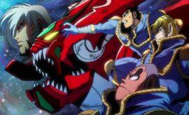 Getter Robo Arc الحلقة 1
